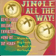 CD Jingle All The Way! -Various Artists - FREE SHIPPING!