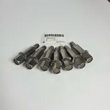 90-00 GMC 7.4L Trucks Rocker Arm Pivot Bolt Grade 9 LOT of 7 GM 10114123 NOS
