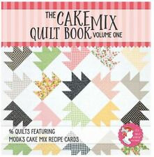 The Cake Mix Quilt Book Volume One by It's Sew Emma