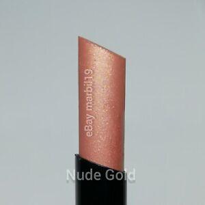 Luxe Shine Brilliance Lipstick - Nude Gold