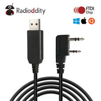 Radioddity PC001 FTDI USB Programming Cable for Baofeng Kenwood TYT MacOS WinPC