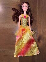 Princess Belle Doll Beauty And Beast Disney 1999 Mattel 12 inch
