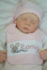 Romy nach Bausatz Gudrun Legler Reborn Baby Puppe, Rebornbaby