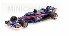 Minichamps F1 Red Bull Scuderia Toro Rosso Honda STR13 2018 Brendon Hartley 1/43