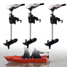 Moteur électrique hors bord TRS 65lbs pour bateau pneumatique - Poussée 3000g