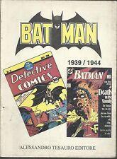 Guida a BATMAN ed. Tesauro