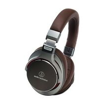Audio Technica ATH-MSR7 GM Portable Sonic Headphones + mic Gunmetal Audio HiFi