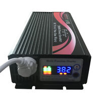 LCD Off Grid Pure Sine Wave Power Inverter 1500W/2000W 12V/24V to 230V 50HZ