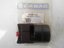 (NEW) CABAC HT130-C-25 COPPER HEX DIE 25MM 12 TON