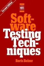 Software Testing Techniques 2nd Eidition-ExLibrary