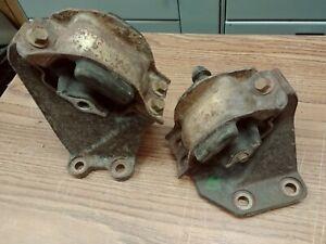 2003-2008 Dodge Ram Diesel Engine Motor Mounts  Brackets