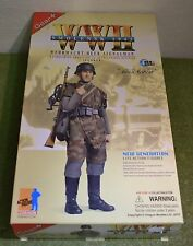 DRAGON 1/6 Scale WW II Allemand Willi Kahler 70747 WEHRMACHT-HEER Signaleur