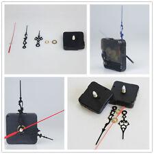 Mouvement Mécanisme D'horloge Quartz 3 Aiguilles Doré Murale Pendule Répare mode