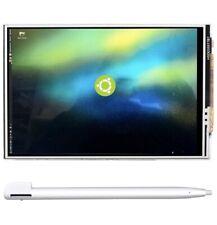 kuman 3.5 RPi Display Touch Screen w/320x480 Resolution TFT LCD Display & Pen