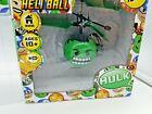 Marvel Hulk Heli Ball USB Charge mini Palm Helicopter