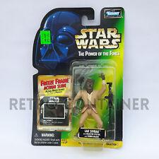 STAR WARS Kenner Hasbro Action Figure - POTF POTF2 - Lak Sivrak (Cantina Alien)