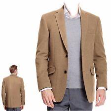 M&S COLLEZIONE Italian WOOL & CASHMERE Camel BLAZER Jacket ~ Size 36 Med