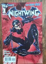 Nightwing #1 (2011) **DC New 52 2nd Print**