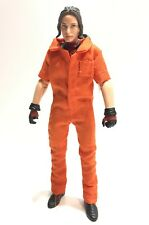 SU-PR-F: 1/12 Prison Outfit for Marvel Legends or Mezco Female Body (No Figure)