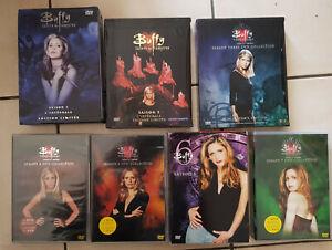 BUFFY contre les vampires intégrale de la série en 7 coffrets DVD