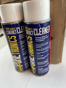 11pc PureTronics Plastic Safe Contact Cleaner - 5.5 oz