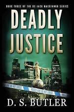 Very Good 1490923896 Paperback Deadly Justice: Volume 4 ((DS Jack Mackinnon crim