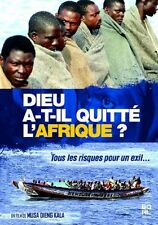 /41112//DIEU A T'IL QUITTE L'AFRIQUE? TOUT LES RISQUES POUR UN EXIL DVD NEUF