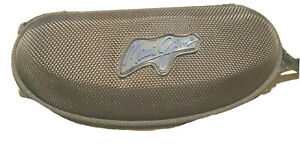 Maui Jim Brown Semi Hard Sunglasses Compact case Great Case Color Brown Unique
