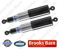 MOTO GUZZI V7S, V7 Spec, Ambassador, Convert. 1974-2010 Hagon Twin Shocks (CL3)