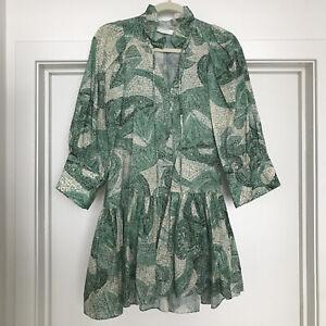 H&M CONSCIOUS EXCLUSIVE DRESS XXS