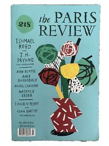 The Paris Review Issue 218 Fall 2016