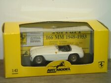 Ferrari 166MM Spyder Stradale - Art Model ART006 - 1:43 in Box *39150