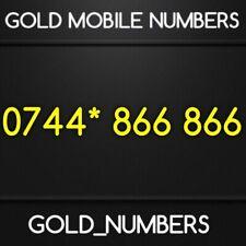 GOLD VIP PLATINUM EASY GOLDEN BUSINESS MOBILE PHONE NUMBER 0744*866866