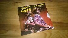 CD Ethno C.K. Uomo/CAROUSEL 7-Funky highlife (12) canzone PROMO MR Bongo CB