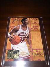 Scottie Pippen Chicago Bulls Basketball Trading Cards