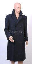 Sherlock Holmes Cape Coat Cosplay Costume Linen Version  <Custom Made>