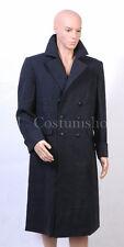 Sherlock Holmes Cape Coat Cosplay Costume Linen Version   Custom Made