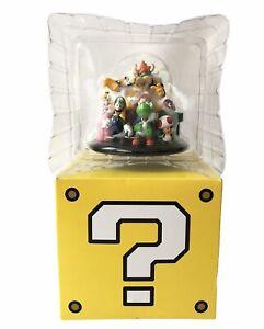 2010 CLUB NINTENDO Super Mario Characters Figurine Statue Nintendo Of Europe New