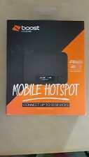 New Boost Mobile FRKR850ABB R850 Franklin Wireless 4G LTE Mobile Hotspot Black