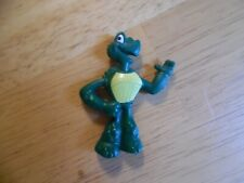 Vintage Turtle Toy with Bible Verse Exodus 14:13 Don't Be Afraid Collectible Toy