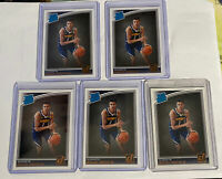 MICHAEL PORTER Jr. 2018-19 Panini Donruss Rated Rookie RC #182 NUGGETS Lot of 5
