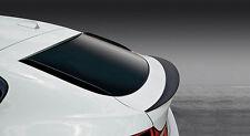 BMW E71 X6 ABS Euro Rear Trunk Performance Spoiler Lip Wing Sport Lid Trim X6M