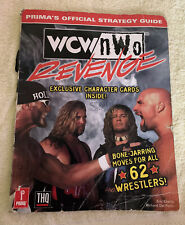 WCW/NWO REVENGE (PRIMA'S OFFICIAL STRATEGY GUIDE) By Richard Dal Porto