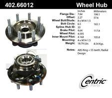 C-TEK Standard Axle Bearing & Hub Assembly fits 2001-2007 GMC Sierra 3500 Sierra