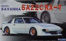 FUJIMI 03954 Mazda Savanna SA22 CRX-7 (ID-80) in 1:24