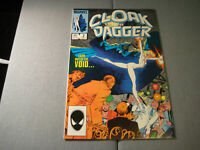 Cloak And Dagger #2 (1985, Marvel)