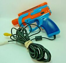Genuine Hasbro (C-042A) 2005 Tiger Mission Paintball Trainer TV Plug In Game