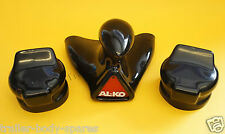 FREE UK POST - GENUINE ALKO Extended Neck Towball Cover & 2 x Socket Covers  #TR