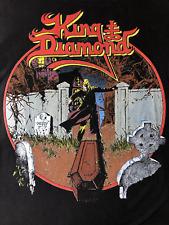 Vintage! King Diamond Conspiracy Tour T-shirt Tee Men Size S M L XL 234XL HN148