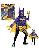Batgirl LEGO Movie Classic Costume Black Medium Size 7/8